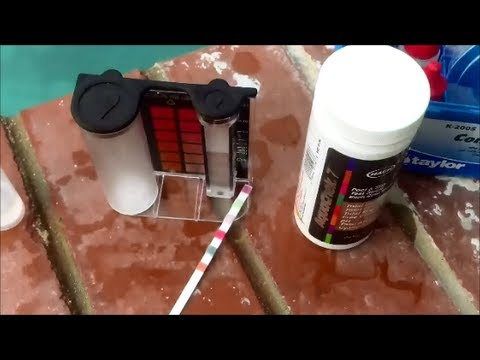 How to Check the Cyanuric Acid (Conditioner) Level in Your Pool