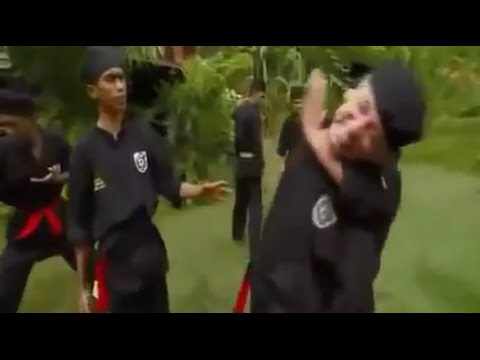 Silat Fight Masters National Geographic Channel   Silat Seni Gayong