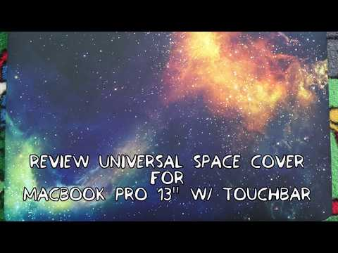 Review Universal Space Cover for the MacBook Pro w/ Touch bar