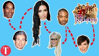 Klearing Up The Konfusing Reasons The Kardashians Became Famous