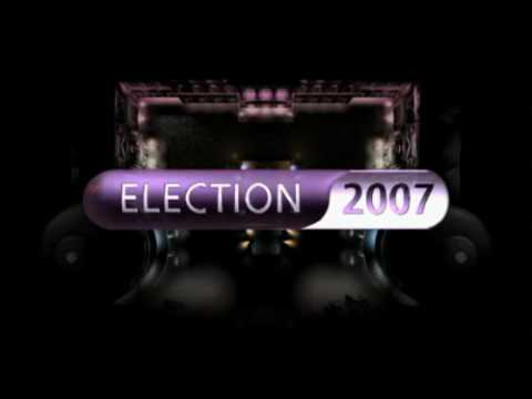 Ireland General Election 2007 - RTÉ Intro
