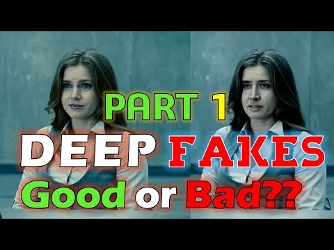 DeepFakes Video Collections Part 1: A Risk to Humanity
