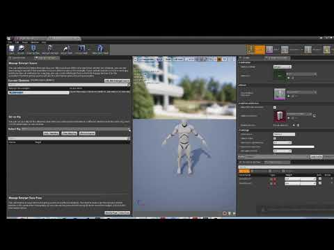 How to make a side scroller shooting game in unreal engine   part 1