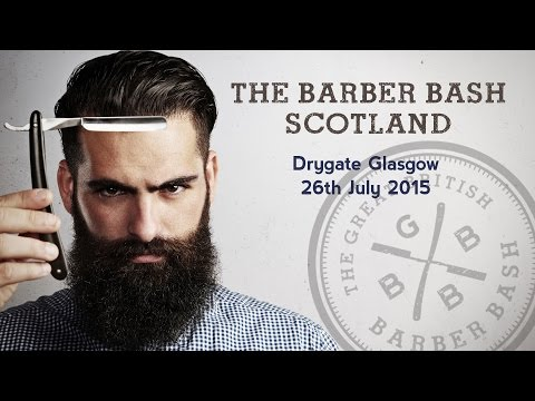 Scottish Barber Bash