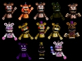 Join for a Bite II All Freddy Puppet's Voices