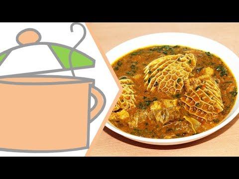 Nigerian Ogbono Soup  | All Nigerian Recipes