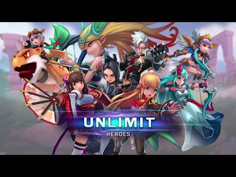Unlimit Heroes - Best New RPG for iPhone & Android!