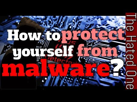 How to protect your computer from malware and hackers 2017   Malware protection tutorial