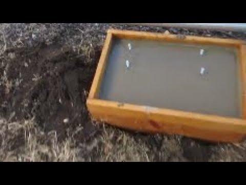 part 3 concrete pad for Sliding gate opener SL600AC