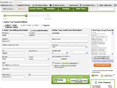 How To Buy Hosting & Domain Name