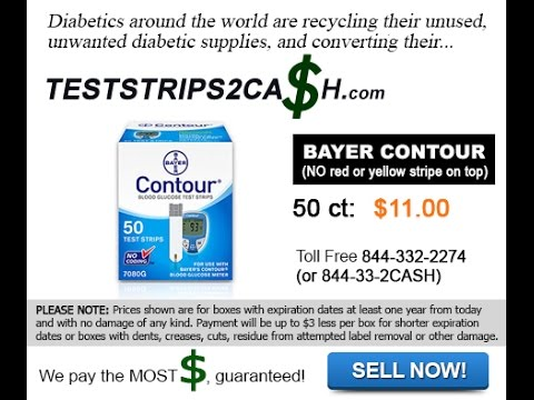 Bayer Contour 50ct (NO red or yellow stripe on top) |Toll Free 844-332-2274 (or 844-33-2CASH)