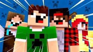 Minecraft: ESPECIAL CASAL CRAFT - (Esconde-Esconde)