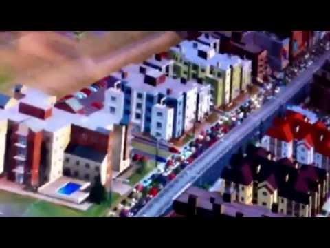 SimCity 2013 Heavy Traffic