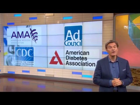 Dr. Oz on How to Stop Prediabetes Before It Starts