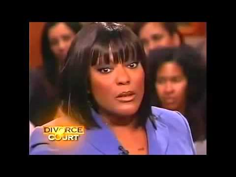 The funniest moment on Divorce Court ever. G.C