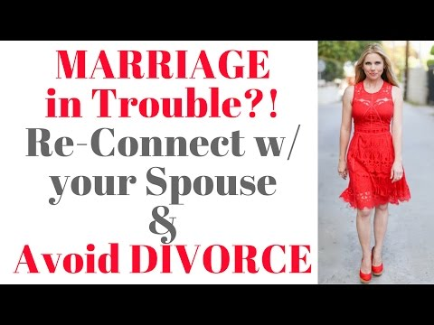 Avoid Divorce & Reignite Love this Divorce Season