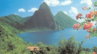Caribbean   Windward Islands   St Lucia (helen Of The West Indies)