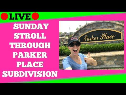 Parker Place Sunday Stroll