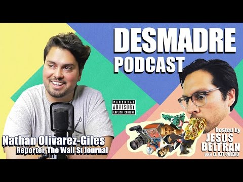PODCAST #001: Nathan Olivarez-Giles on why growing up in the hood led him to journalism
