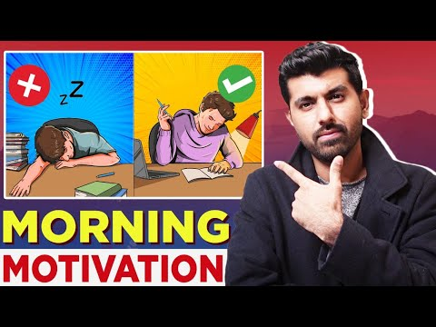 Morning Motivation: Watch this after waking up for a Perfect Day: Mensutra Hindi Motivation