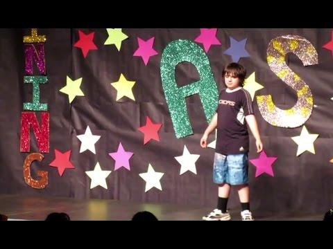 Talent Show Tummy Flu (Daily #285)