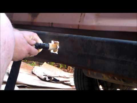 trailer hitch mount part 2