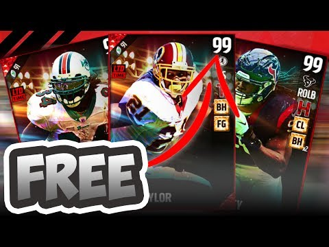 HOW TO GET FREE 99 OVERALL PLAYERS!! - Madden 17 Ultimate Team