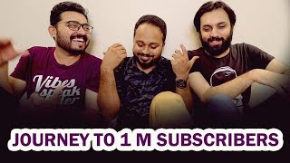 JOURNEY TO 1 MILLION | OUR SUCCESS STORY | THE IDIOTZ
