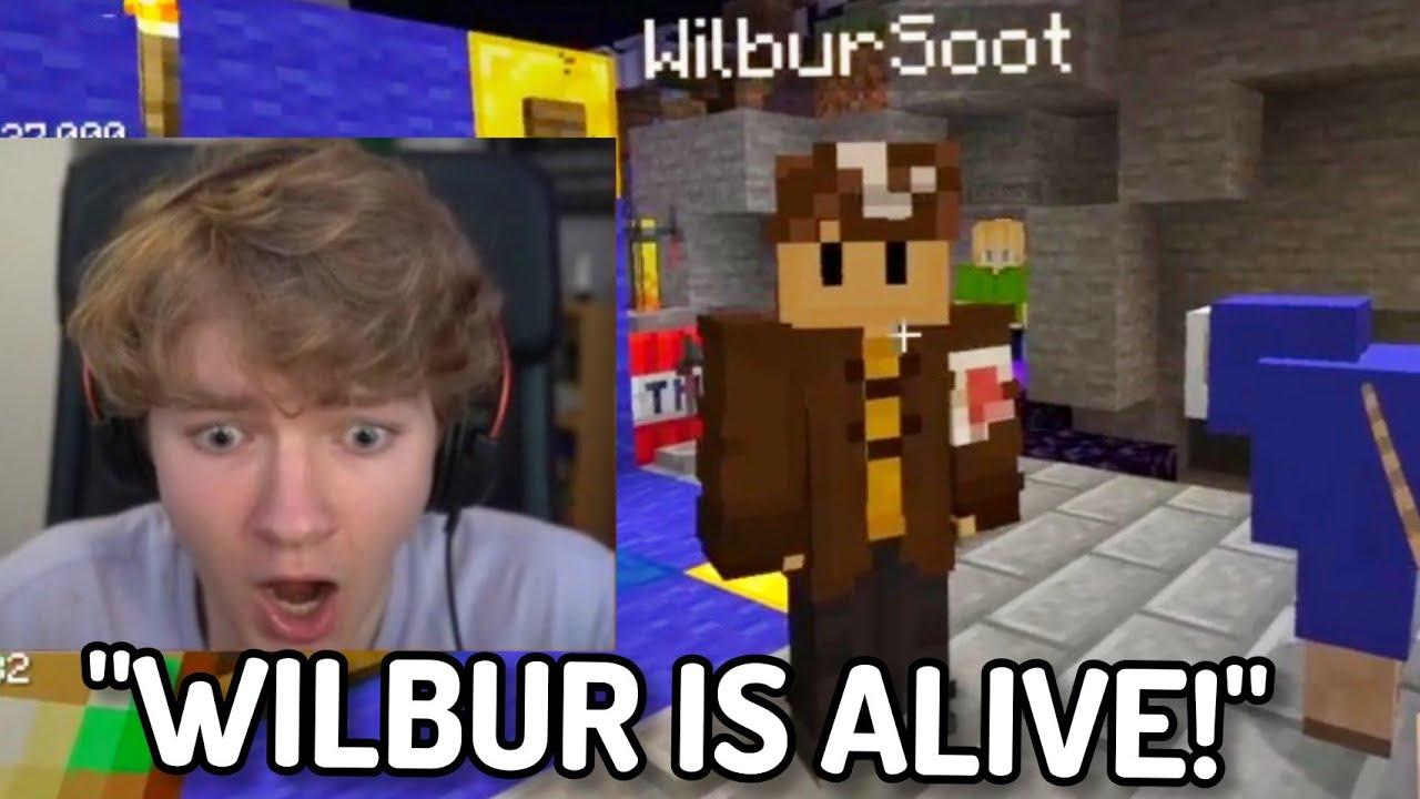 Dream Kills Ghostbur and REVIVES Wilbur... (Dream SMP)