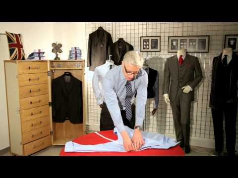 T.M.Lewin | How to Measure Yourself for the Perfect Shirt Fit
