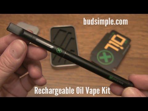 Blackout X - Oil Kit (Oil Pen Vape Review) - Budsimple.com
