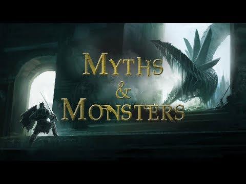 Myths & Monsters - Trailer - Netflix [HD]