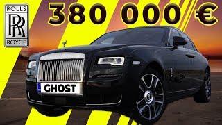 Rolls Royce - 380.000 EUR - V12 BiTurbo