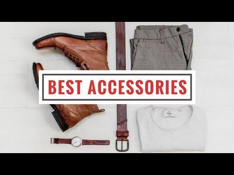 Top Men's Accessories Under $100