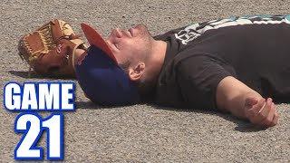 NEAR DEATH EXPERIENCE IN TORONTO! | On-Season Softball League | Game 21