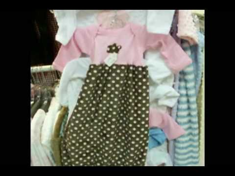 Love and Lace Baby Gowns