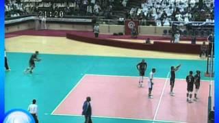 الجمهور الهلالي في مباراة الهلال والصفاقسي التونسي   نهائي البطولة العربية