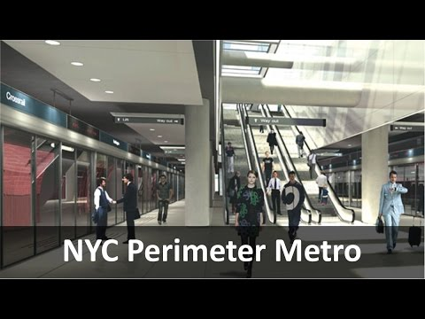 NYC Perimeter Metro and Airport Rail Link