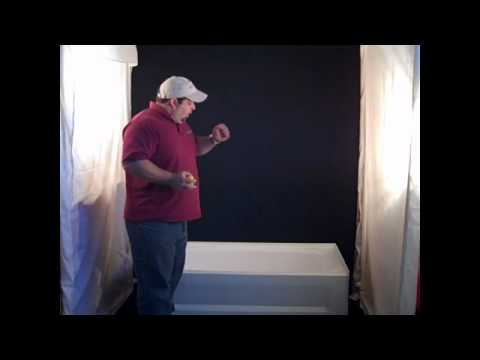 Mobile Home Solutions - Measuring to replace a tub