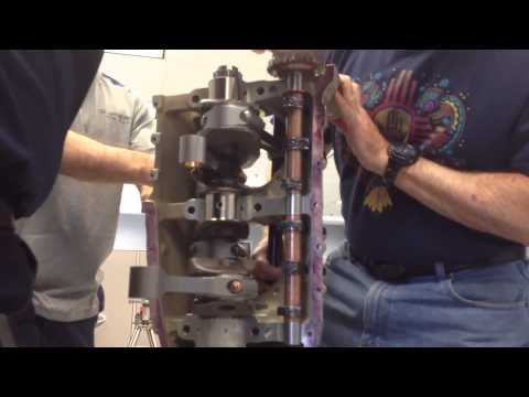 Superior Engine Build School Case Assembly