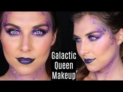 Alien Costume Makeup   Bailey B.