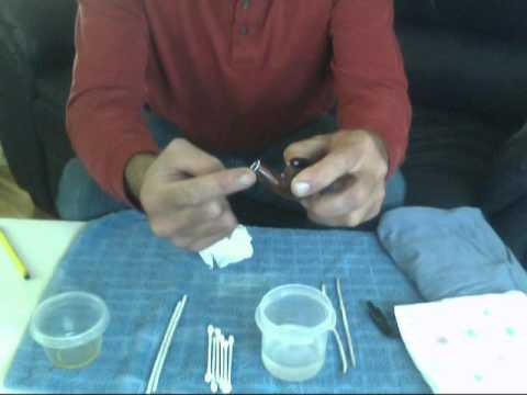 how to perform a periodic cleaning of a tobacco pipe 0001