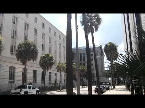 Old Federal Courthouse Jacksonville, FL July 22, 2011