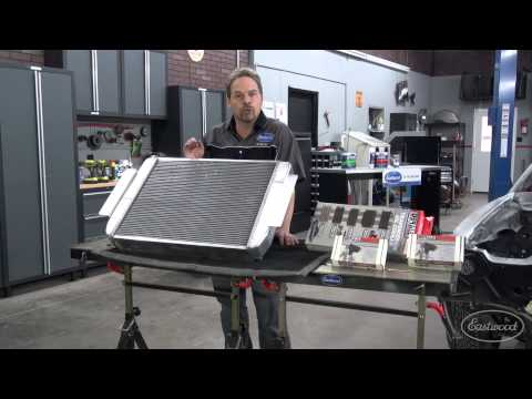 Best Way To Stop Overheating - Keep Your Ride Cool with the Tri-Flow Radiator - Eastwood