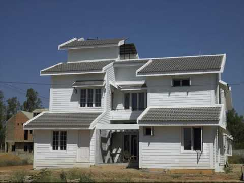 Pitched Roof House Design Ideas