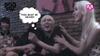 Kpop Idols Showing Their Love To White Girls