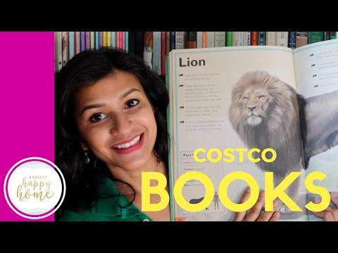 COSTCO BOOK HAUL || Feb 2017