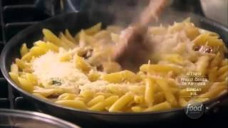 Download Penne with Treviso and Goat Cheese Best Recipes Video