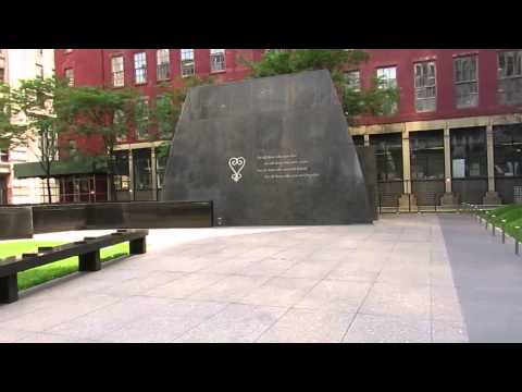 African Burial Ground, New York City