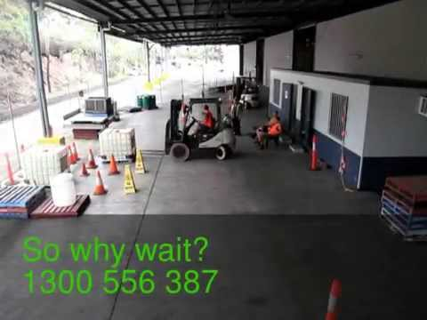 Forklift Operating Area - One Stop Training - Brisbane